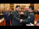 Верховный главнокомандующий КНР Си Цзиньпин призвал китайскую армию укрепить связь с народом