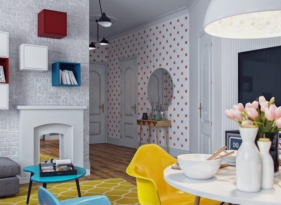 Невероятно красивая квартира с продуманным дизайном