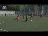 В Донецкой школе-интернате №1 состоялся товарищеский футбольный матч