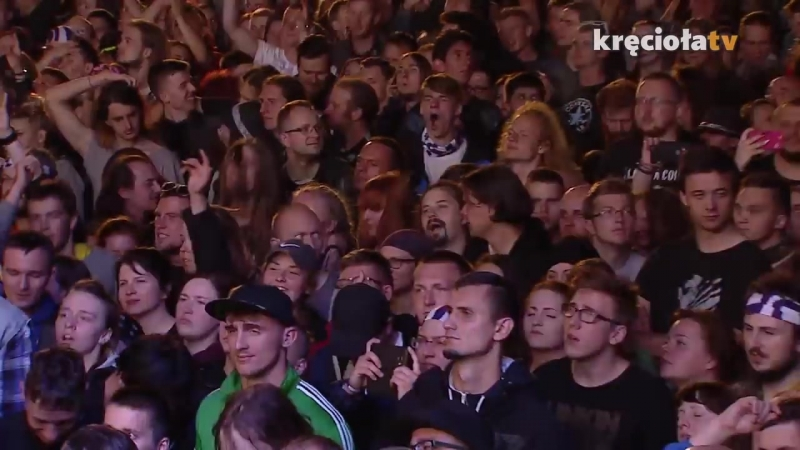 Lacuna Coil - Enjoy the Silence (Depeche Mode cover) ('16 Przystanek Woodstock)