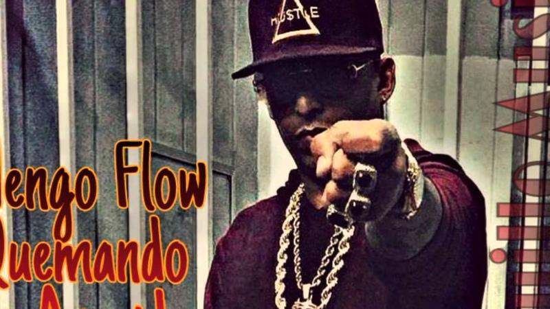 Ñengo Flow - Quemando La Avenida (RealG4Life)