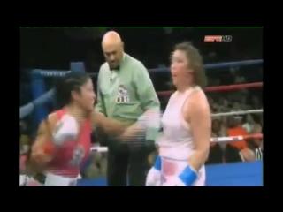 Боксерский стиль Гомера Симпсона
