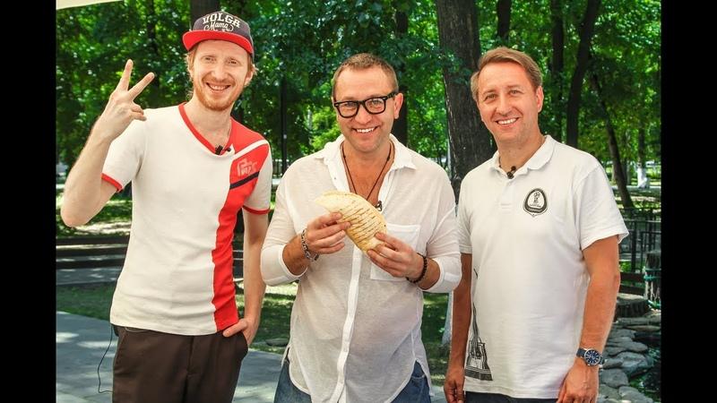 Вкусный акцент: кулинарный поединок. Борис Бурдаев vs Андрей Миронов.