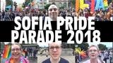Sofia Pride Parade 2018