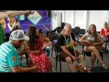 сейшен школы фолка веданъ колодъ и школы экспериментальной музыки на Тавриде