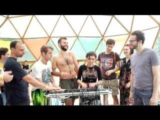 Знакомство с электронной перкуссией Sundrumsfest-2018