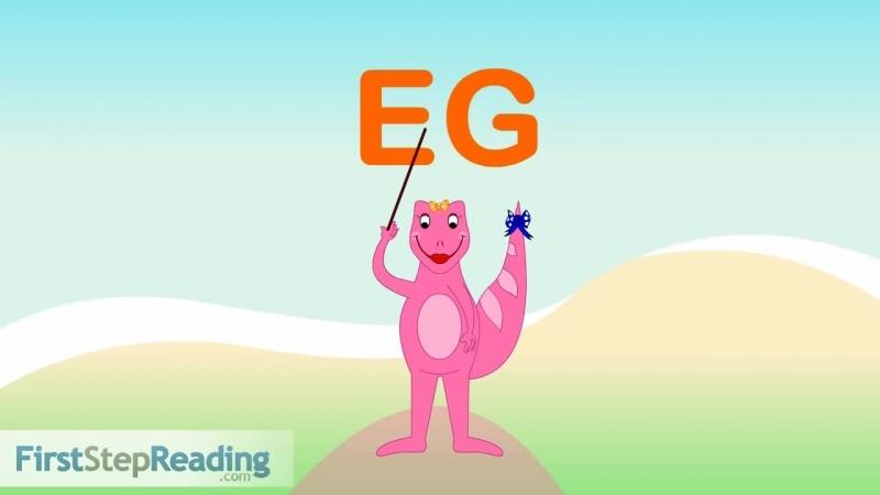 2 Letter Blending E _ Learn to Read, Beginning Reader, Pre-Reader Phonics Lesson