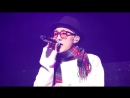 [FANCAM] Zion.T - The Song 2017 Genie Real Sound Effect (17.12.2017)