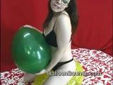 Lizzie Balloon Hug