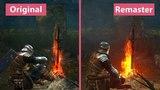[4K] Dark Souls – Remastered vs. Original Prepare To Die Edition Graphics Comparison