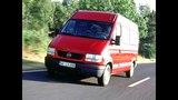 Opel Movano Van 1998 2003