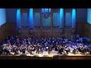 А.Вивальди Гроза из концерта g-moll и Cвет. Кришчян Арам и Дмитрий Бородин.