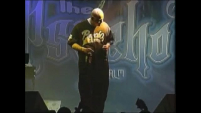 The Psycho Realm y Street Platoon Old Town Tour 2004 part 2