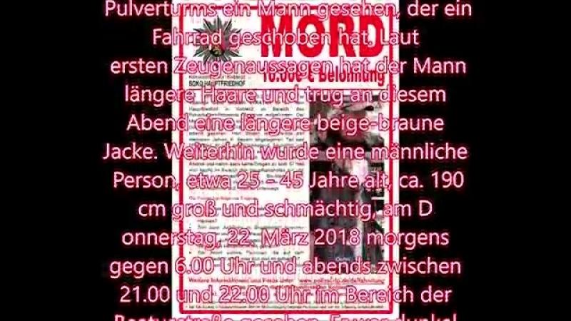 Weiterhin ungeklärt- Der Mord an Michael Straten in Koblenz im März 2018
