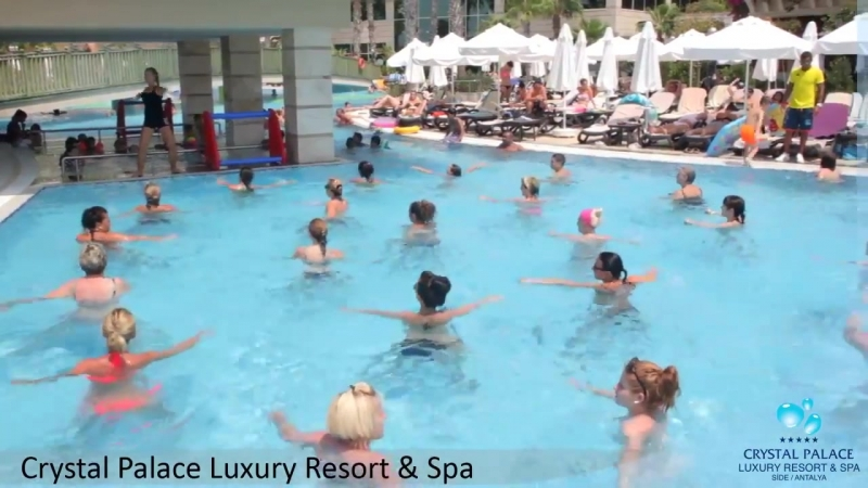 CRYSTAL PALACE LUXURY RESORT SPA 5 Турция Сиде
