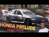 FWD Honda Prelude Drift Car