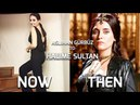 Halime Sultan in Real Life | Aslıhan Gürbüz - Turkish Actress