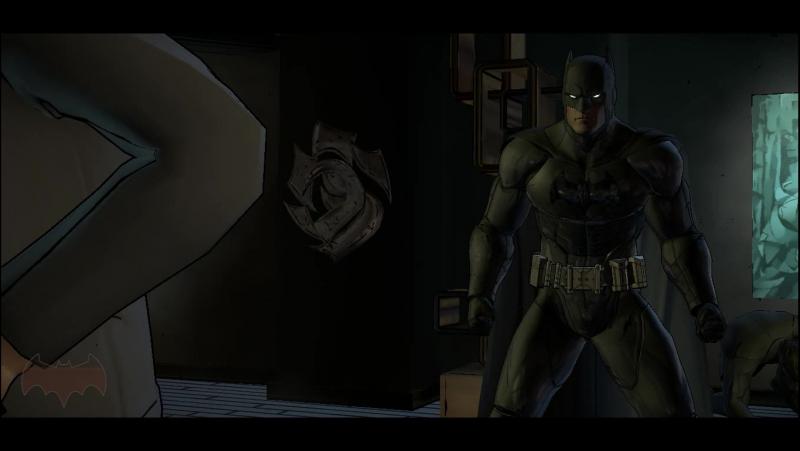 Batman The Telltale Series Проникновение к Фальконе