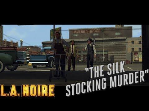 L.A. Noire ► The silk stocking murder(Смерть в чулках)part-2 №20
