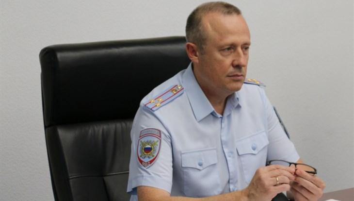 Бывший замначальника УГРО по Москве стал замглавы томской полиции