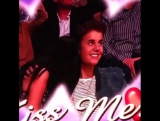 Justin Bieber and Selena Gomez Kiss Cam for Lakers vs Spurs game