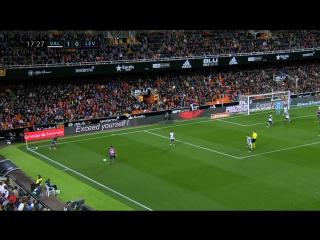 «Валенсия» - «Леванте». Обзор матча
