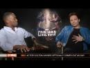 Интервью для Dish Nation в рамках промоушена фильма Первый мститель Противостояние 2016
