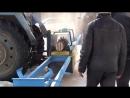 Якутская пилорама для трактора Беларус