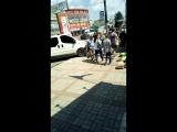Красный рынок в Макеевке как всегда в движении