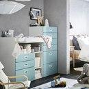 Мы уверены, что мебель для хранения в детской должна быть не только красивой…