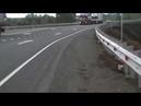 Казусы на автодороге Самара- Оренбург (Бузулукский район)