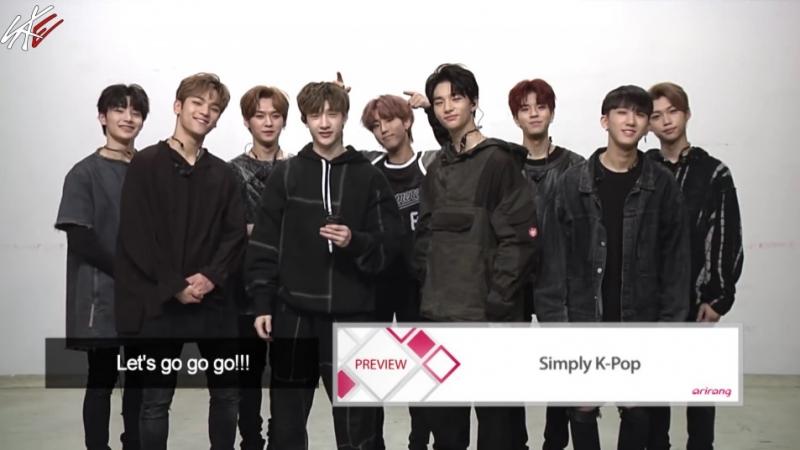 FSG Eternity   Simply K-Pop – Эпизод 307 (preview) [рус.саб]
