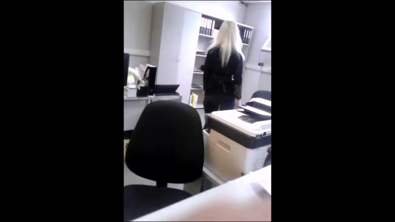 Камера секретная секс офисе в