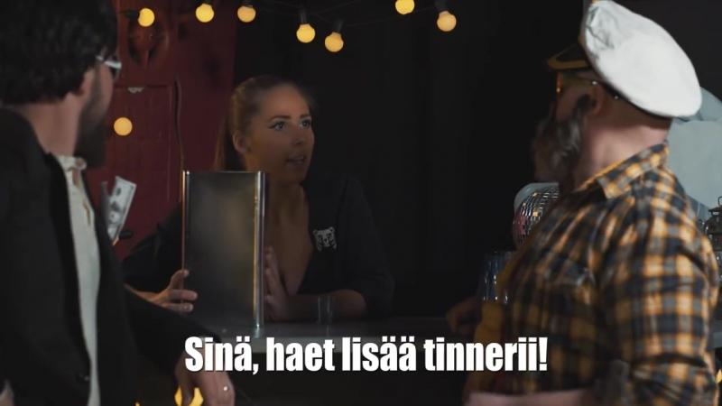 Pasi ja Anssi - Mahtava peräsin ja pulleat purjeet (feat. Jaakko Laitinen)Премьера клипа от горячих Финских парней)