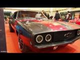 Chevrolet Camaro 1969 Tuning - 6.2L LS3 C6-Corvette V8 450ps 600Nm, Brabus Monoblock r22