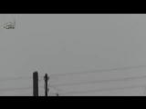В Сирии сбили российский штурмовик Су-25.