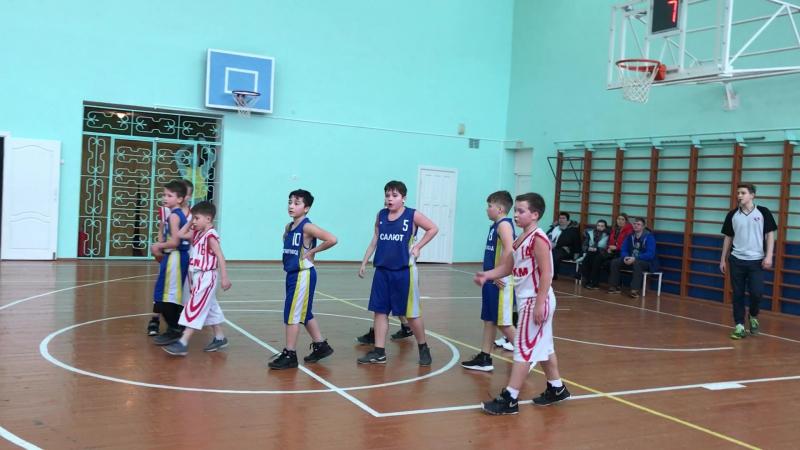 20.01.18 Баскетбол. Юноши 2008. Богородское - Сергиев Посад (11