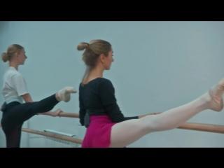 SLs Как высоко поднять и держать ногу. Как тренируются балерины Большого театра