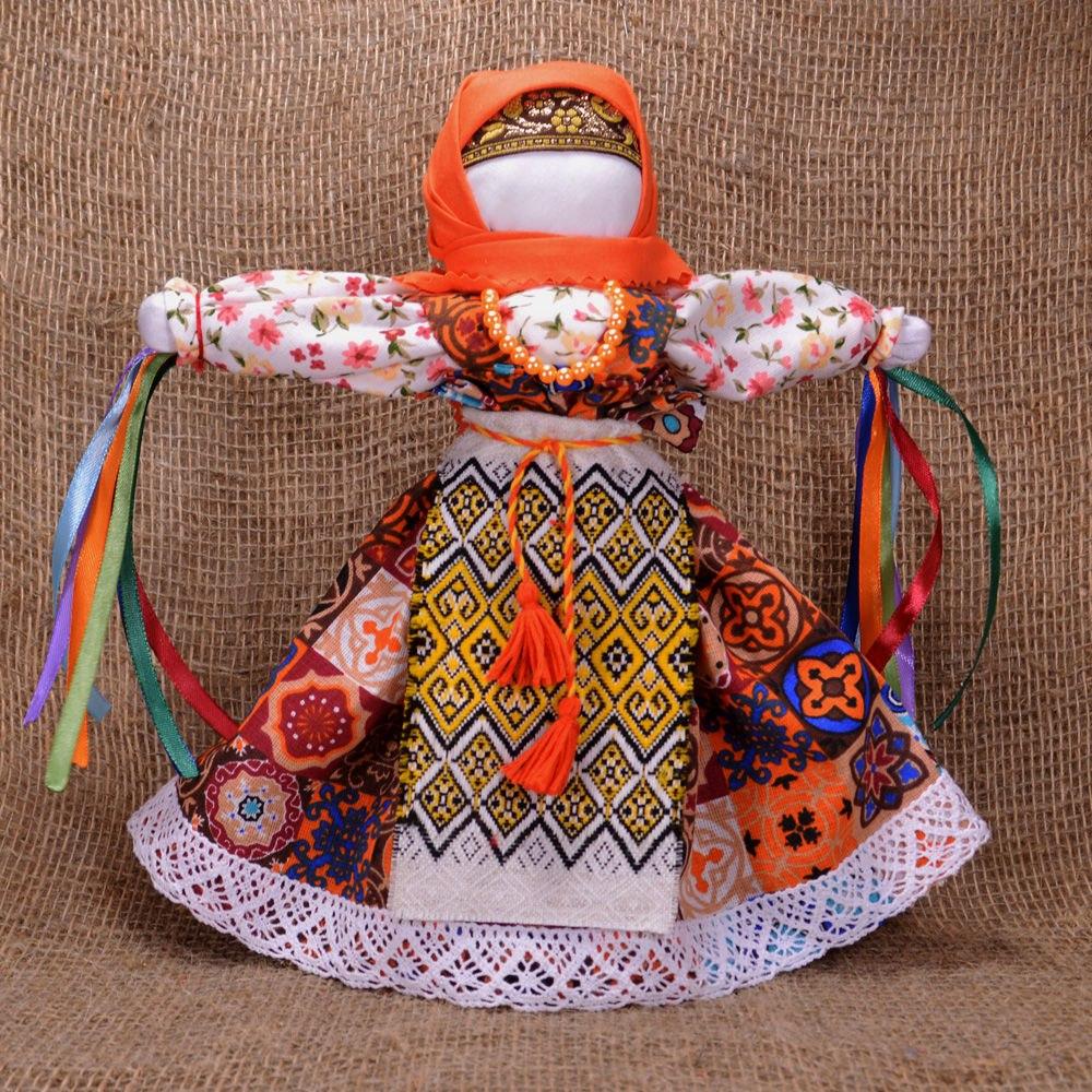 мастер-класс по созданию масленичных кукол