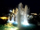 Фонтан в Александровском саду Вечер