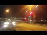 15.02.18 ДТП Июльский. Что предшествовало предыдущему посту. Водитель Ауди столкнулся с Ховером, после чего наехал на вышедшего