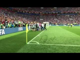 Испания - Россия 1 - 1 (3 - 4, пенальти), решающие минуты матча