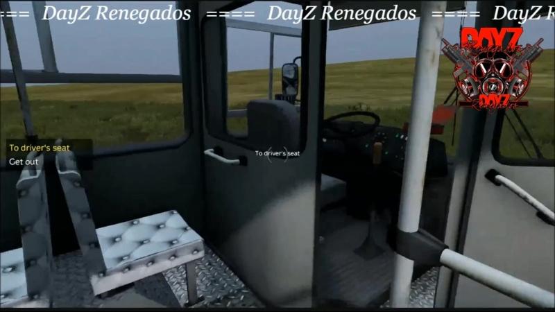 DayZ Renegados ( Ônibus Bope )