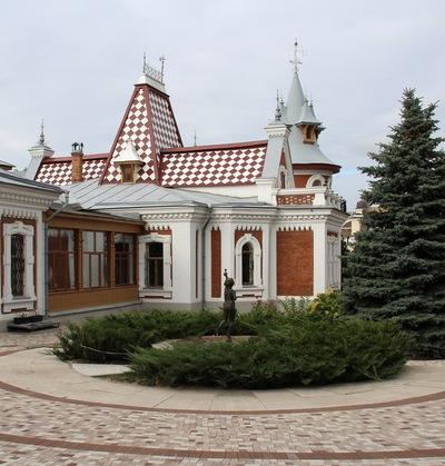 Музей-Детская Картинная-Галерея