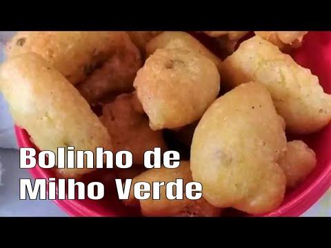 BOLINHO DE MILHO VERDE - SÓ RECEITAS