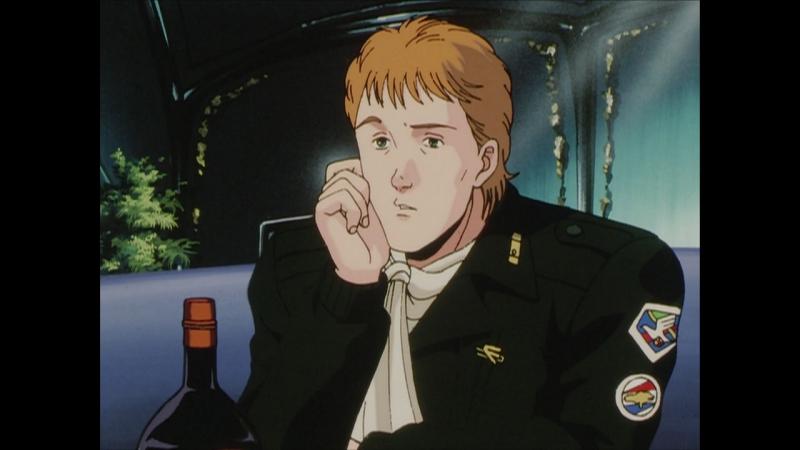 Легенда о героях галактики / Legend of the Galactic Heroes [OVA] 078