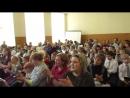 MVI_5602в школе № 109 концертная программа Аты-Баты, шли солдаты оркестра Лад