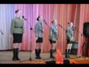 Вокальная группа Карнавал с песней Смуглянка молдаванка