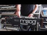 Moog Prodigy Vintage Analog Synthesizer 'Model 336BX' (1979)