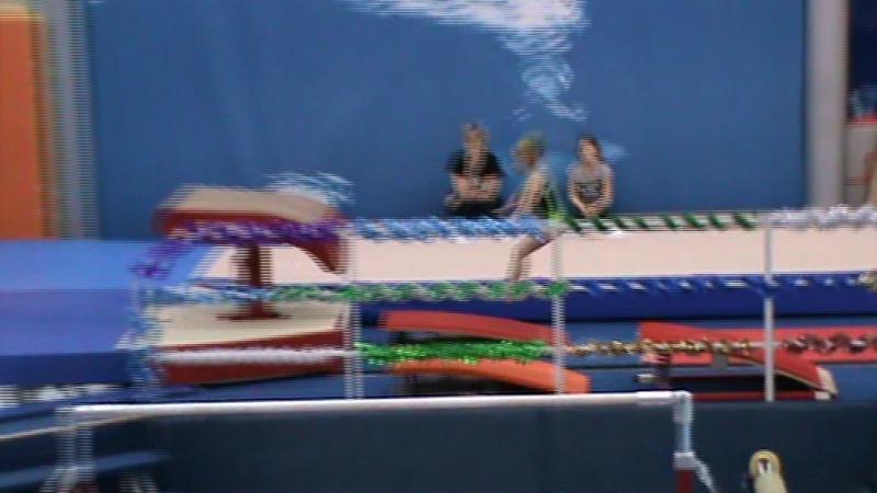 прыжок 2 попытка